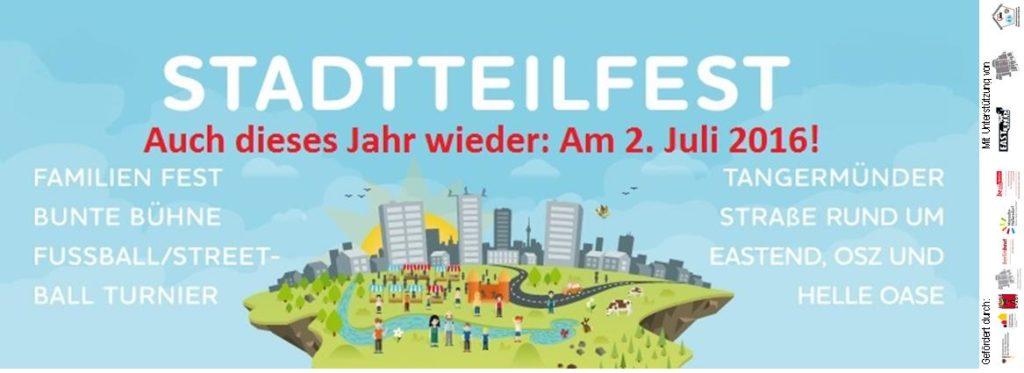 Stadtteilfest Hellersdorf