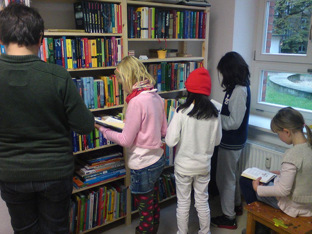 Lernwerkstatt Literatur für Kinder und Jugendliche