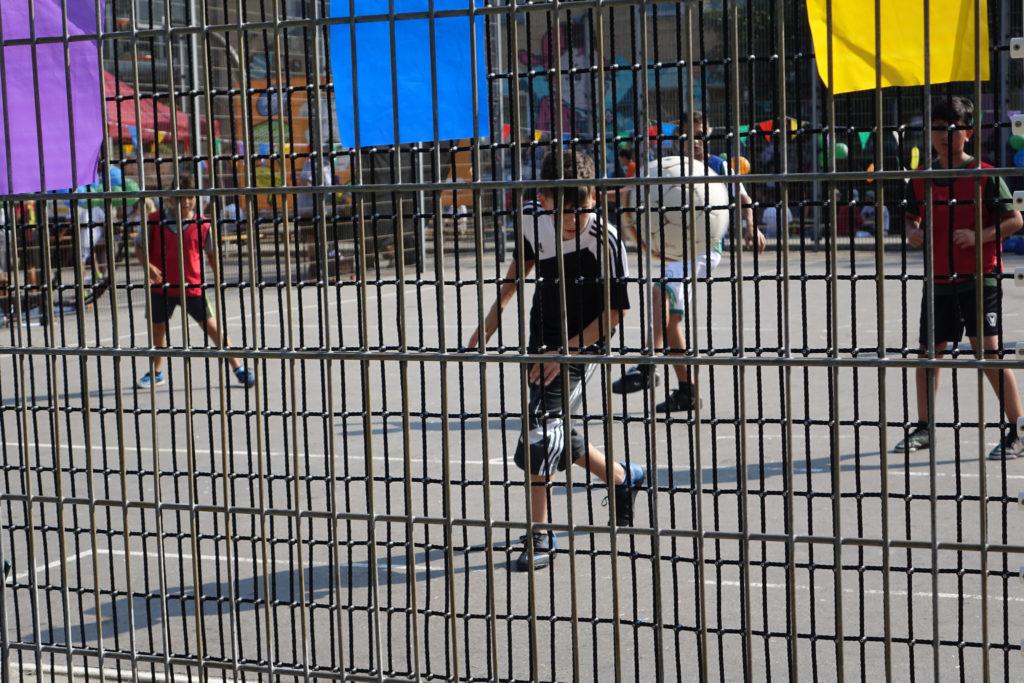 Fußball im Kiez