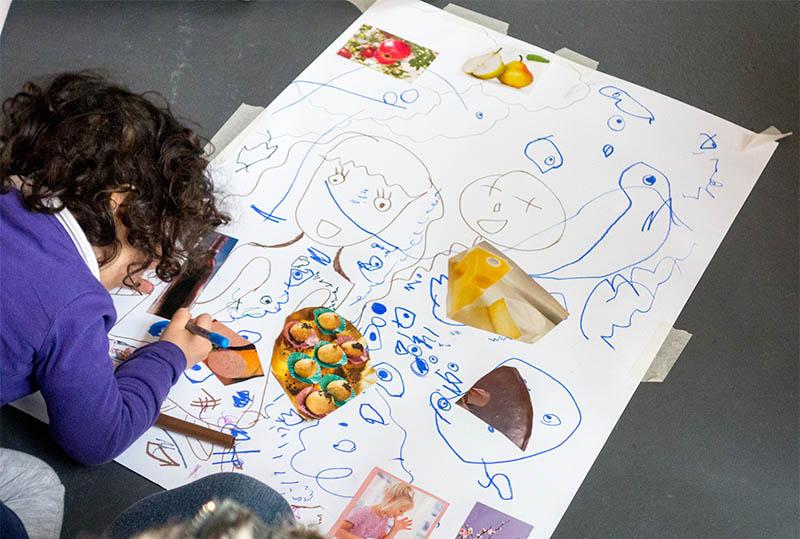 Ernährung, Figur, offenes Angebot, Medienwerkstatt, Lernwerkstatt Museum
